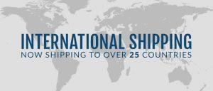 silicon wafer ship worldwide