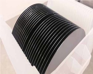 Silicon wafer product