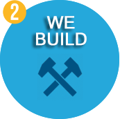 we build icon