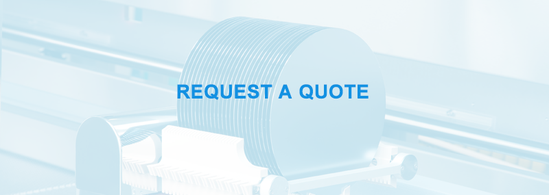 Request a quote waferpro